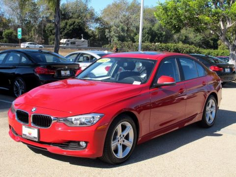 Pre-Owned 2013 BMW 3 Series 328i RWD 4D Sedan