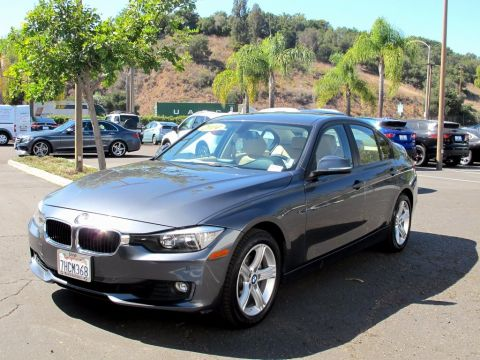 Pre-Owned 2014 BMW 3 Series 328i RWD 4D Sedan