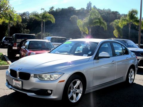 Pre-Owned 2014 BMW 3 Series 320i RWD 4D Sedan