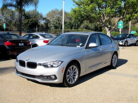 New 2017 BMW 3 Series 320i RWD 4dr Car
