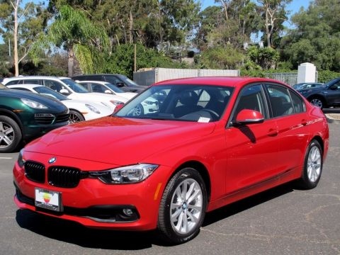 Pre-Owned 2017 BMW 3 Series 320i RWD 4D Sedan