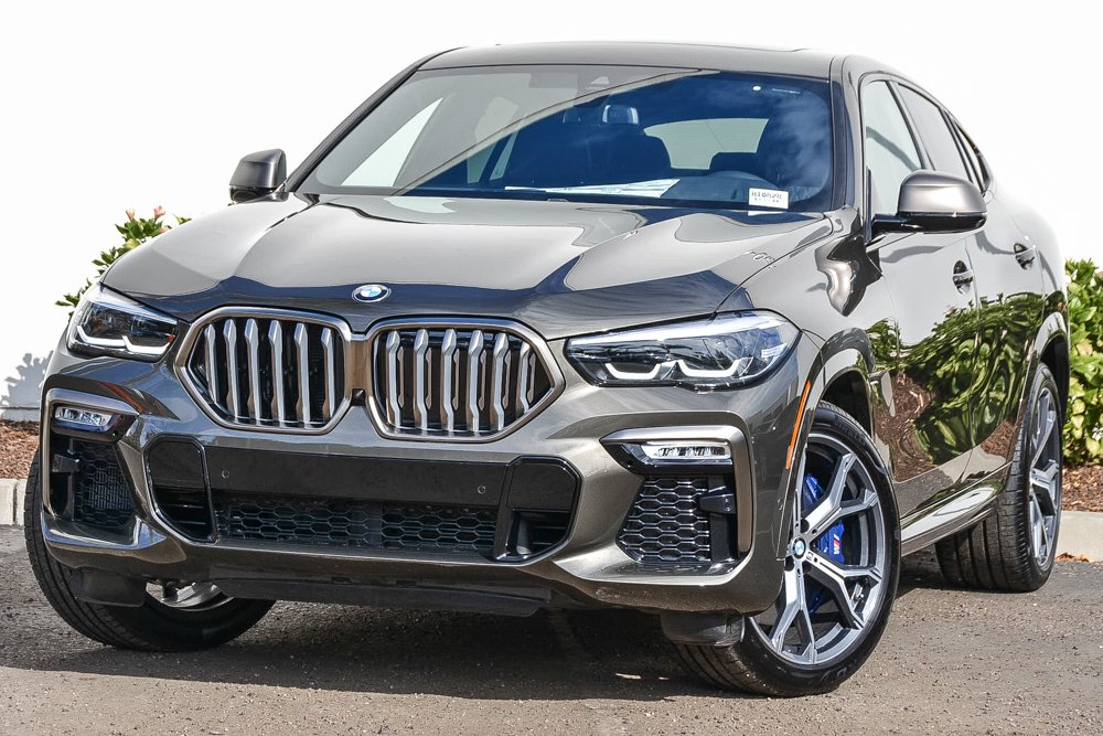 New 2020 Bmw X6 M50i Awd
