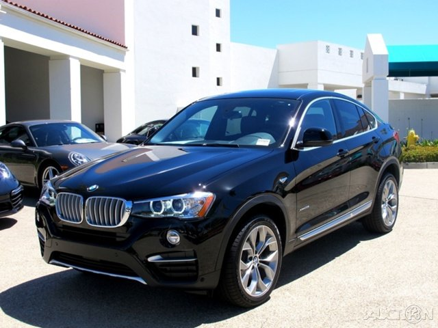 New 2018 Bmw X4 Xdrive28i Sport Utility In Santa Barbara