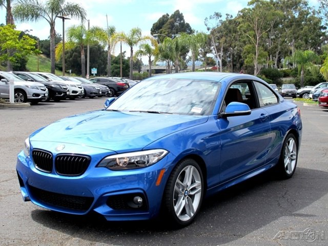 New 2017 Bmw 2 Series 230i 2dr Car In Santa Barbara B9864