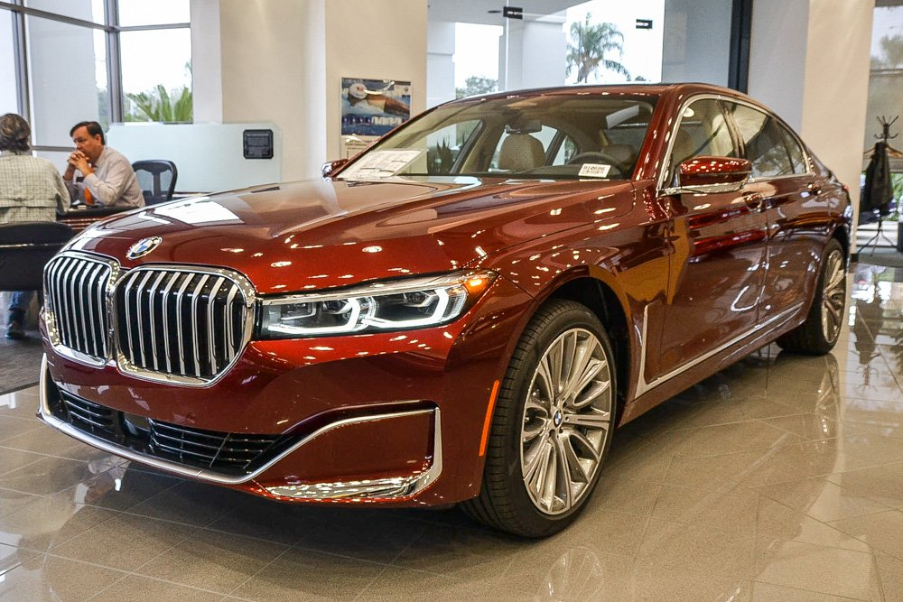 New 2020 Bmw 7 Series 750i Xdrive With Navigation Awd