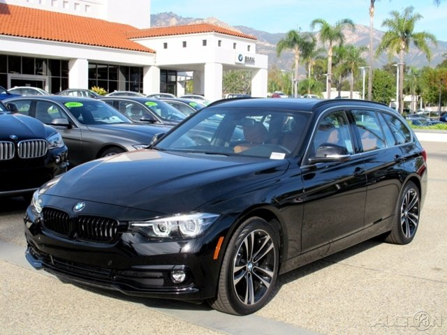 New 2018 BMW 3 Series 328d xDrive Station Wagon in Santa ...