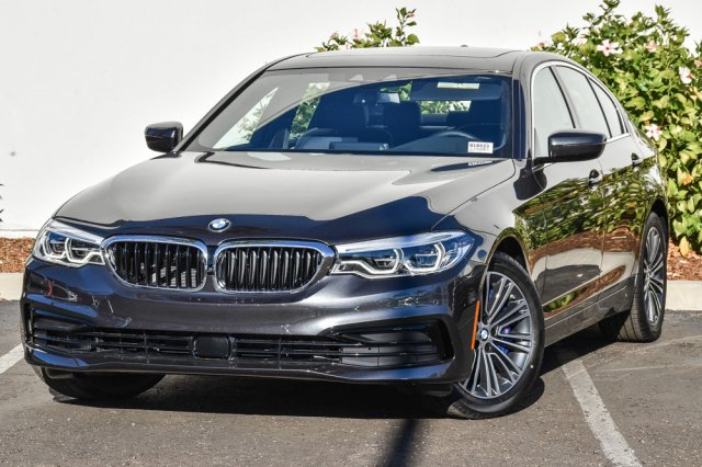 New 2019 Bmw 5 Series 540i With Navigation