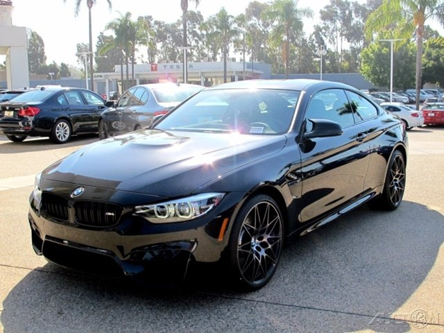 New 2018 Bmw M4 2dr Car In Santa Barbara B9945 Bmw