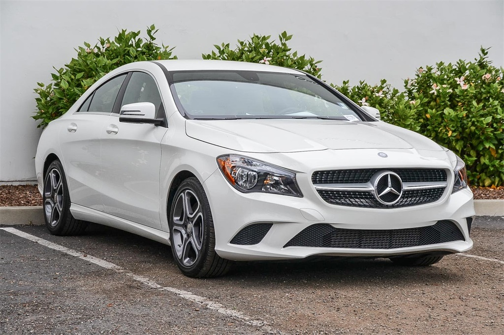 Pre-Owned 2014 Mercedes-Benz CLA CLA 250 FWD Coupe