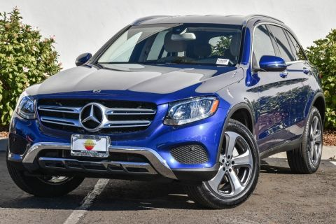 Pre-Owned 2018 Mercedes-Benz GLC GLC 300